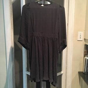 Zara Navy Dress size S